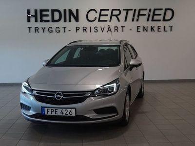 brugt Opel Astra SPORTS TOURER Enjoy 125hk 1.4 Manuelll