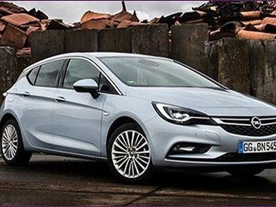 begagnad Opel Astra 1.4 Enjoy Pluspaket Euro 6 125hk