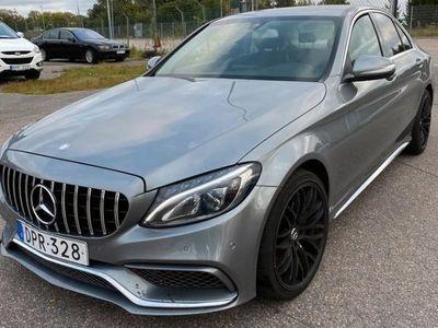 begagnad Mercedes C220 BlueTEC 7G-Tronic Plus Euro 6 170hk