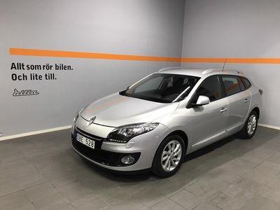 begagnad Renault Mégane GrandTour 1,5 dCi Exception SpTo EDC