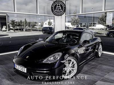 begagnad Porsche 718 Cayman / Sport Chrono / Från 6.228:-mån /