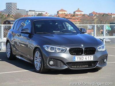 begagnad BMW 118 d xDrive M Sport Rattvärme V-däck