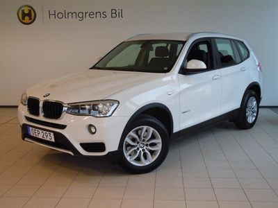 begagnad BMW X3 xDrive20d Model Sport, Navigation
