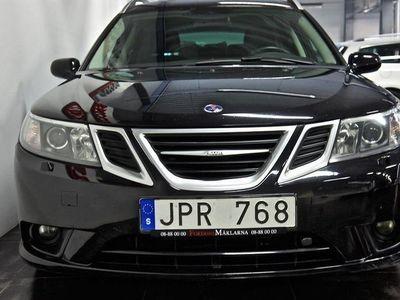 begagnad Saab 9-3 2,0T BIOPOWER 1-ÅRS 2009, Kombi 49 900 kr