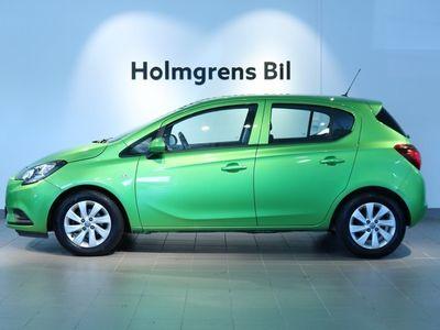begagnad Opel Corsa Enjoy Pluspaket 5d 1.4 90hk