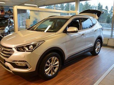begagnad Hyundai Santa Fe 2.2 CRDi A6 4WD Premium 5 -16