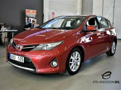begagnad Toyota Auris 1.4 D-4D 90hk / 0.4 L/Mil