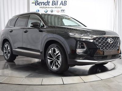 begagnad Hyundai Santa Fe 2.2 CRDi 4WD Premium 1. RÄNTA 2020, SUV 422 400 kr
