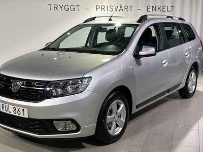 begagnad Dacia Logan 0,9 TCE *Navi, Drag*