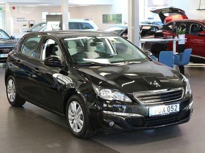 brugt Peugeot 308 5D ACTIVE BlueHDi120hk Aut