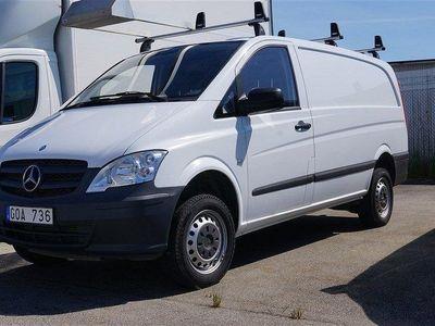 begagnad Mercedes Vito 113 CDI 4MATIC Aut 136hk