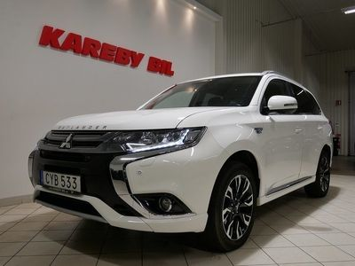 brugt Mitsubishi Outlander P-HEV 4WD Business