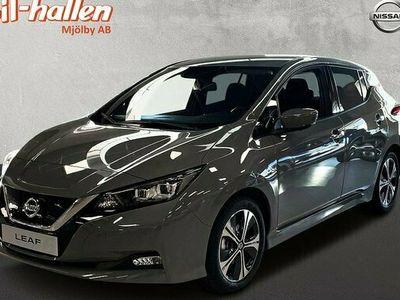 begagnad Nissan Leaf N-Connecta MY20 40 kWh