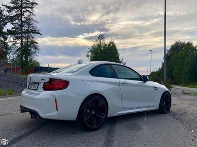 begagnad BMW M2 / DCT / NAV / HK / DEFA LARM / SvSåld -17