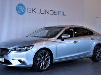 begagnad Mazda 6 62.5 Optimum Navi 2016, Sedan 219 900 kr