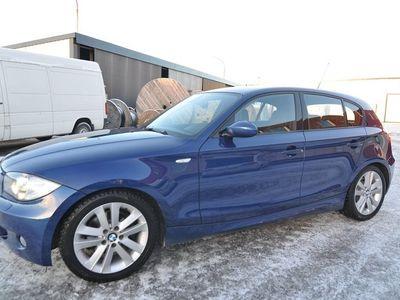brugt BMW 120 Cabriolet 120d