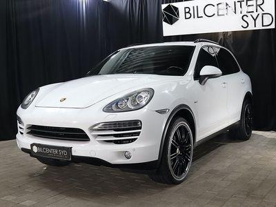 begagnad Porsche Cayenne Diesel TipTronic S 245hk