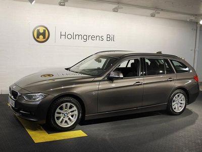 begagnad BMW 320 d Touring Dragkrok, Keyless, Sportläderratt
