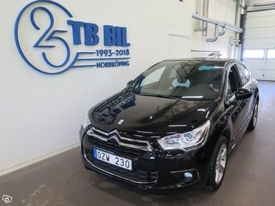 used Citroën DS4 2.0 HDi Automat 163hk
