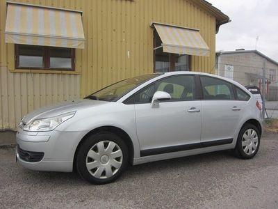begagnad Citroën C4 1.6 109hk