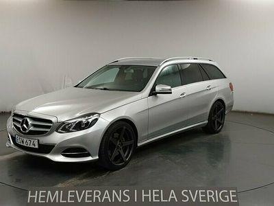 begagnad Mercedes E250 212 KBLUETEC 4MATIC