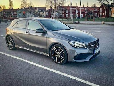 begagnad Mercedes A250 4MATIC