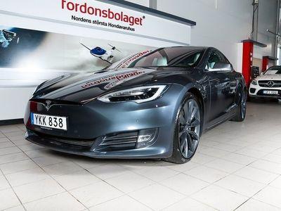 begagnad Tesla Model S 100D AWD Facelift AP Leasbar