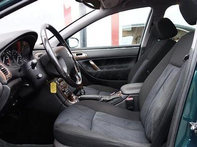begagnad Peugeot 607 2.2 HDi Exclusive Diesel 1 Ägare