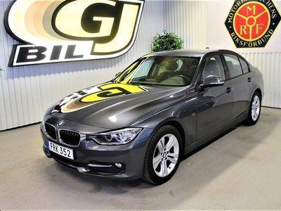 gebraucht BMW 320 Sport line, Blue Performance Euro 6 -15