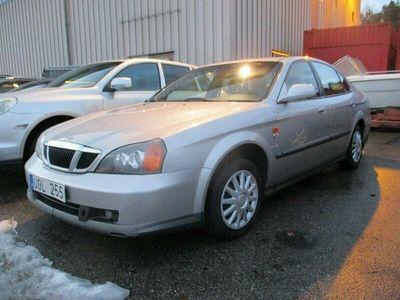 begagnad Chevrolet Evanda 2.0 Automat 2004, Sedan Pris 19 900 kr