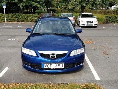 begagnad Mazda 6 2.0