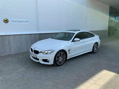 begagnad BMW 420 Gran Coupé d M-Sport xDrive Steptronic