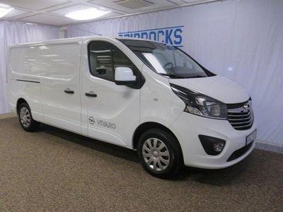 begagnad Opel Vivaro VivaroL2H1 125Hk Premium -19