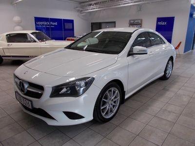 begagnad Mercedes CLA250 CLA-Klass7G-DCT Euro6 211hk