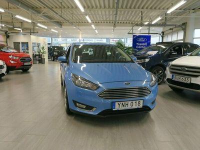 begagnad Ford Focus TITANIUM 1.0 100HK ECOBOOST KOMBI