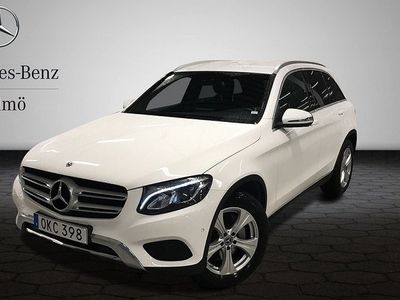 begagnad Mercedes GLC220 D 4-MATIC AUT DRAG