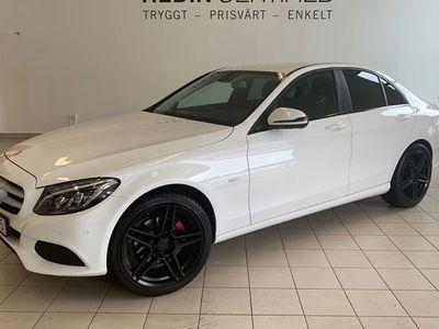 begagnad Mercedes 220 C-KlassBlueTEC, Dragrok, Navi