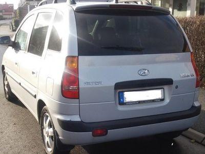 begagnad Hyundai Matrix 1,8 Pininfarina. 122 Hk -04