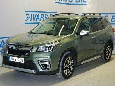begagnad Subaru Forester 2.0 E-Boxer Active 2020, Kombi Pris 329 000 kr