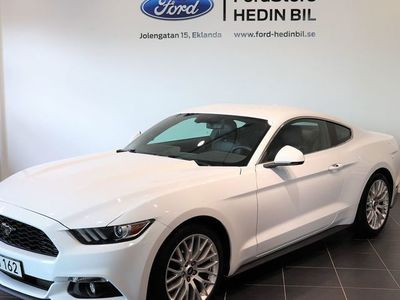 gebraucht Ford Mustang Fastback 2.3T Ecoboost 317hk