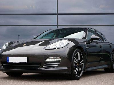 begagnad Porsche Panamera 4 / Svensksåld / Keyless / OBS SPEC! /