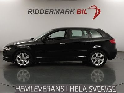 begagnad Audi A3 Sportback 1.6 TDI (105hk) Attraction, Comfort