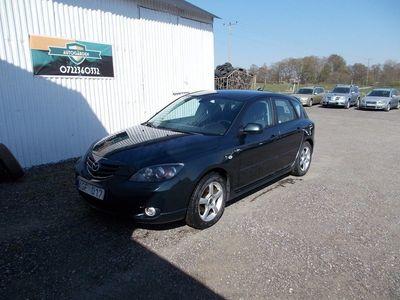 used Mazda 3 Sport 2.0 150hk Kamkedja -06