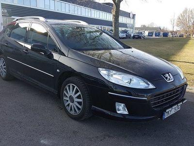begagnad Peugeot 407 SW 1,6 HDI Drag.14000mil -08