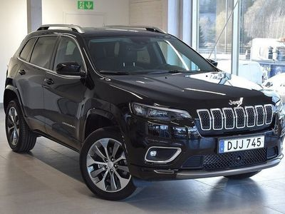 begagnad Jeep Cherokee Overland 2.2 DS 195hk Automat AWD