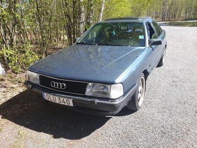 begagnad Audi 100 C3 Skattebefriad -89
