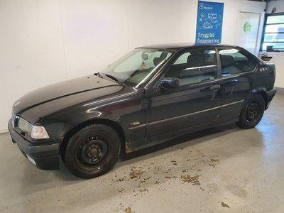 begagnad BMW 316 Compact i BESIKTAD 102HK
