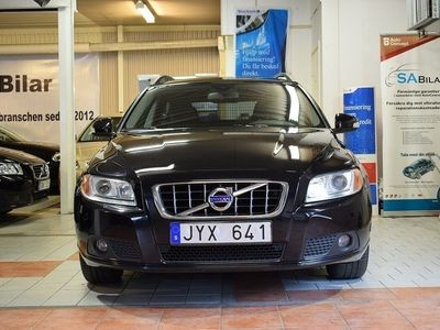 used Volvo V70 2.5T Flexifuel DRIVe Drag 231hk
