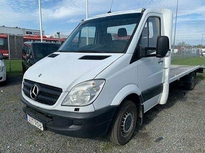 begagnad Mercedes Sprinter 318 CDI Chassi Ny besiktad biltransport 184hk