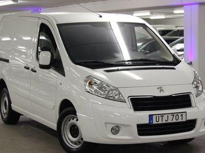 begagnad Peugeot 106 Expert Skåp 2,0 HDi Automat 5m3 L1H1 3-Sits 2014, Transportbil000 kr